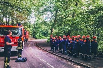 JugendfeuerwehrWiesbadenStadtmitte-Waldbrandübung-4