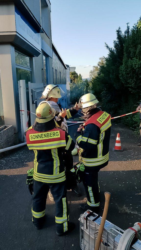 FreiwilligeFeuerwehrWiesbadenStadtmitte-Übung-29.05.19-2